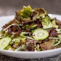 Fennel Dill Salad