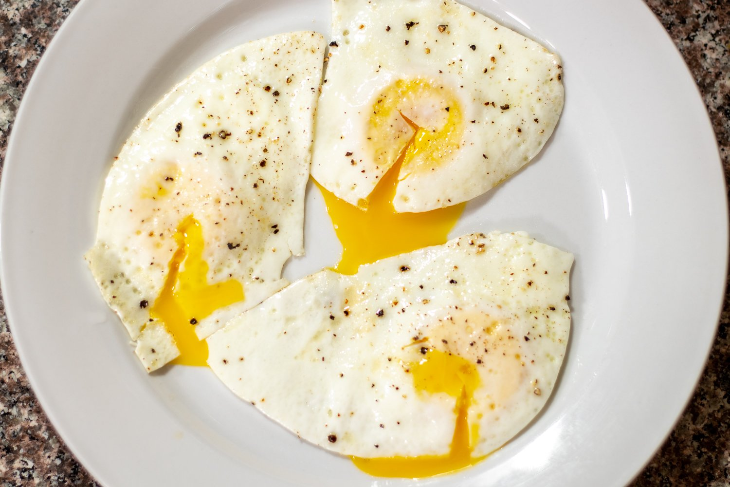 Over-Easy Egg