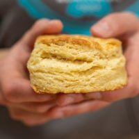 Buttery Tall Flaky Biscuits